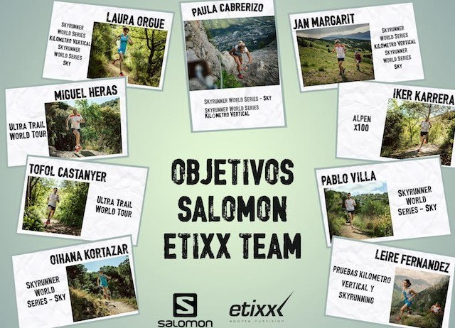 Salomon Etixx Team