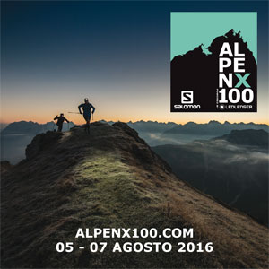 Salomon Alpen X 100