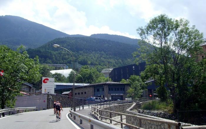 La Purito Andorra 2017 Subida a La Comella Sportvicious