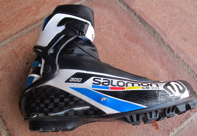 Botas Salomon RS Carbon Pilot