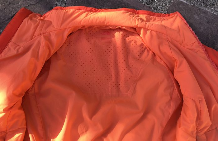 Chaqueta Ventrix The North Face Micro Aberturas Interiores Sportvicious 2018