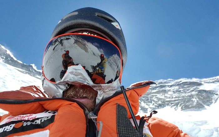 Alex Txikon Expedición Everest Sportvicious 2018
