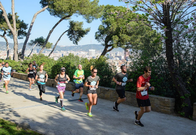 Salomon Run Barcelona 2018 Sportvicious
