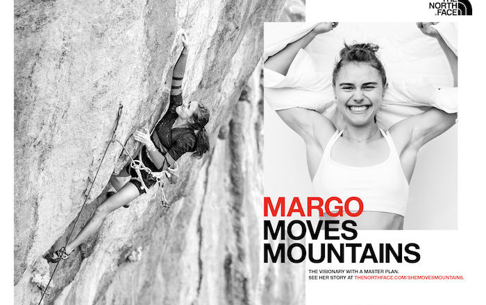 She moves mountains Margo 2018 Sportvicious