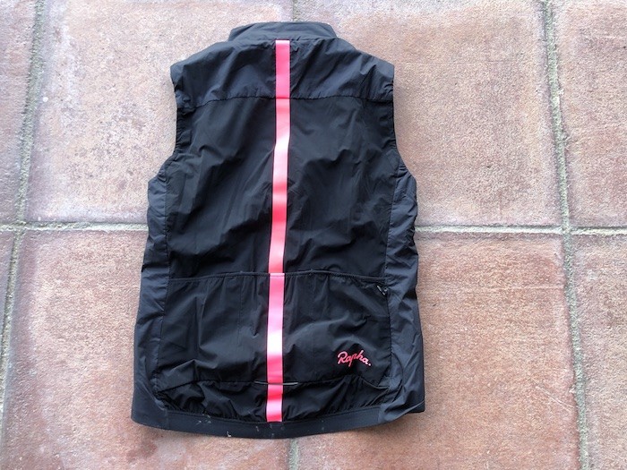 Rapha Souplesse Insulated Gilet - Parte Trasera Sportvicious