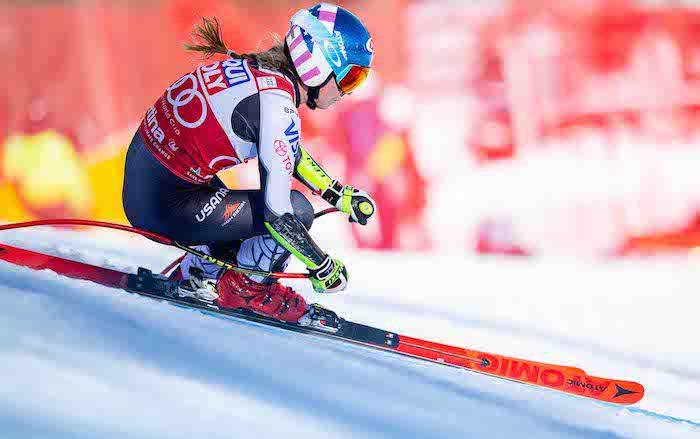 Mikaela Shiffrin 2019 Cortina d'Ampezzo Sportvicious