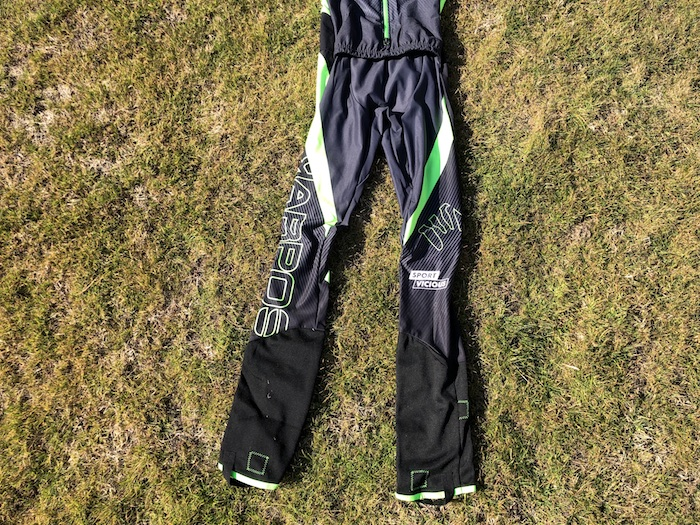 Race Suit Karpos Piernas 2019 Sportvicious