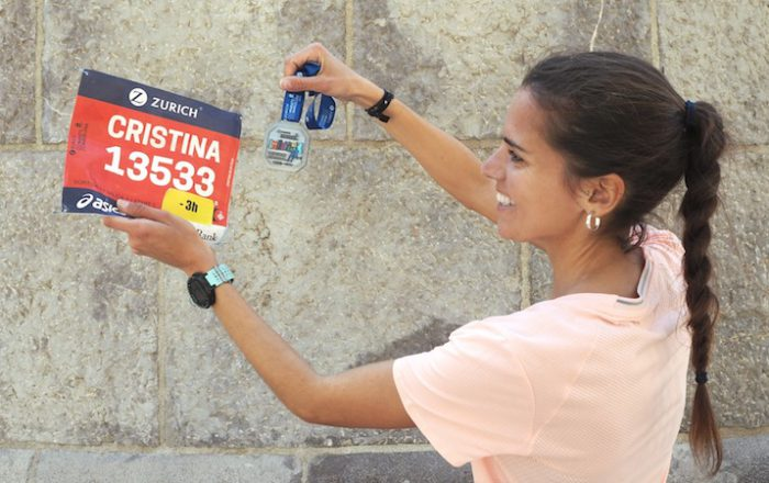 Cristina Silva 2019 - Sportvicious - Zurich Marató Barcelona