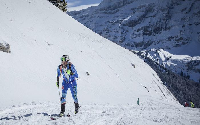 Axelle Mollaret ROBERT ANTONIOLI ISMF 2019 - Maurizio Torri - Sportvicious