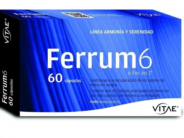 FERRUM6 6 FER EN 1® DE VITAE