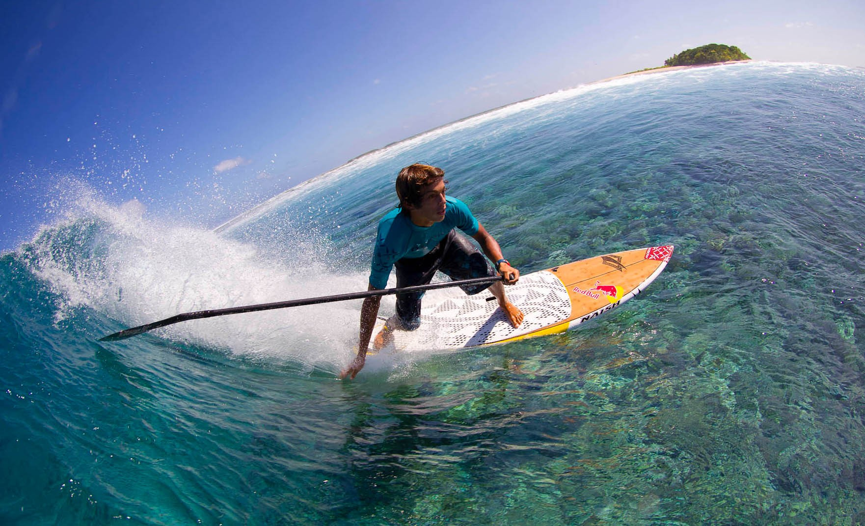 sup surfing wallpaper - photo #13
