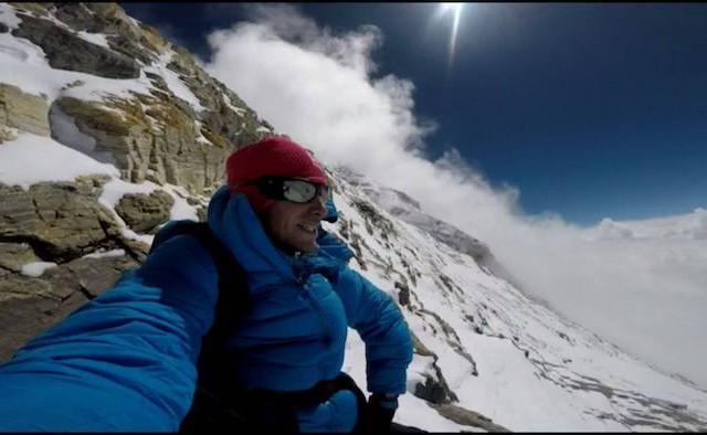Kilian Jornet Sportvicious 2017 Everest