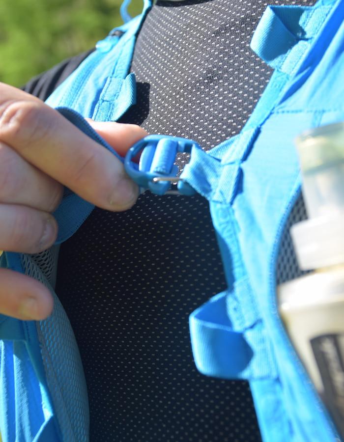 Montane Via Trial Vest Cierre Frontal Spotvicious 2017