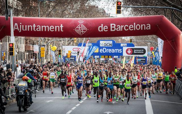 eDreams Mitja Marató de Barcelona Sportvicious 2018