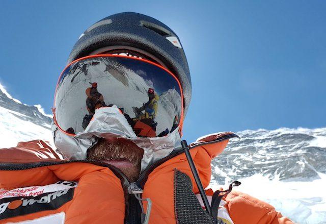 Alex Txikon Expedición Everest Sportvicious 2018