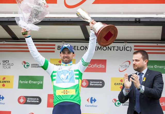 Alberto Valverde 2018 Volta a Catalunya - Sportvicious