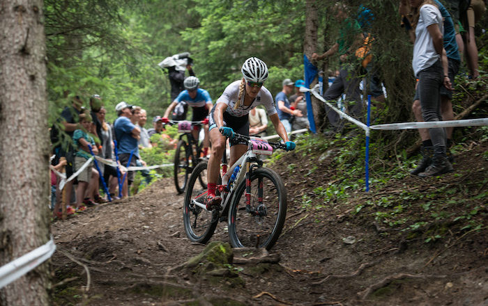 Clàudia Galicia 2018 Sportvicious