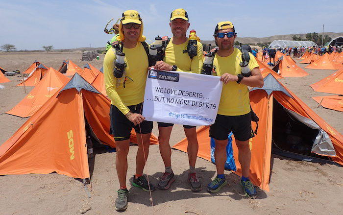 Marathon Des Sables Perú 2018