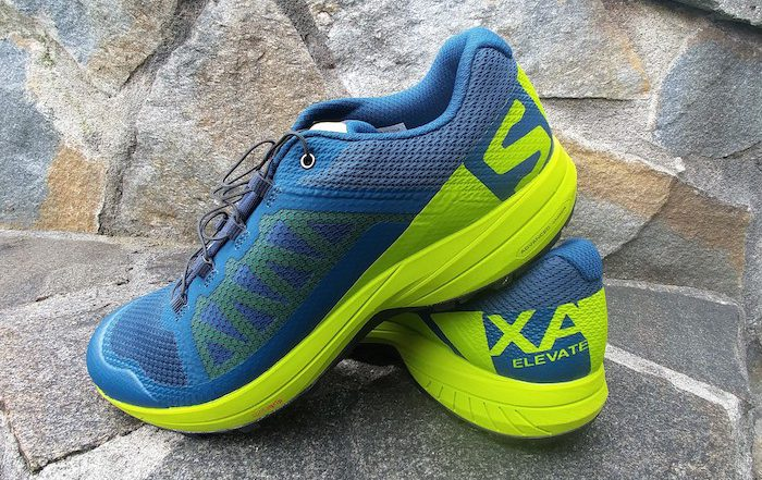 SALOMON XA ELEVATE - LAS ZAPATILLAS TODOTERRENO