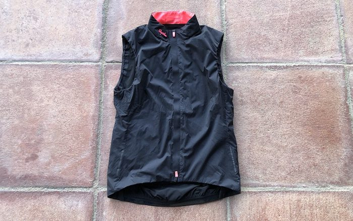 Rapha Souplesse Insulated Gilet - Parte Frontal - Sportvicious