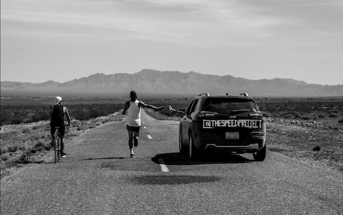 The Speed Project 2019 - Sportvicious - Matthew Seifnia