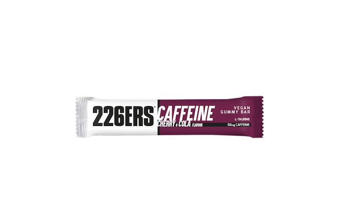 226ERS Vegan Gummy Bar 2019 Sportvcious Caffeine Cherry & Cola