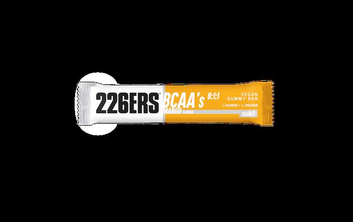 226ERS Vegan Gummy Bar BCAA'S Mango 2019 Sportvicious