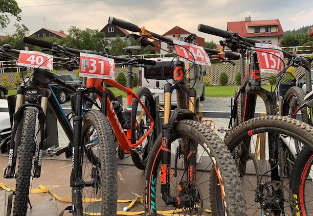 Sudety MTB Challenge 2019 Sportvicious
