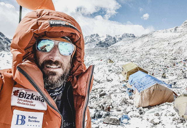 Alex Txikon Everest 2020 Sportvicious