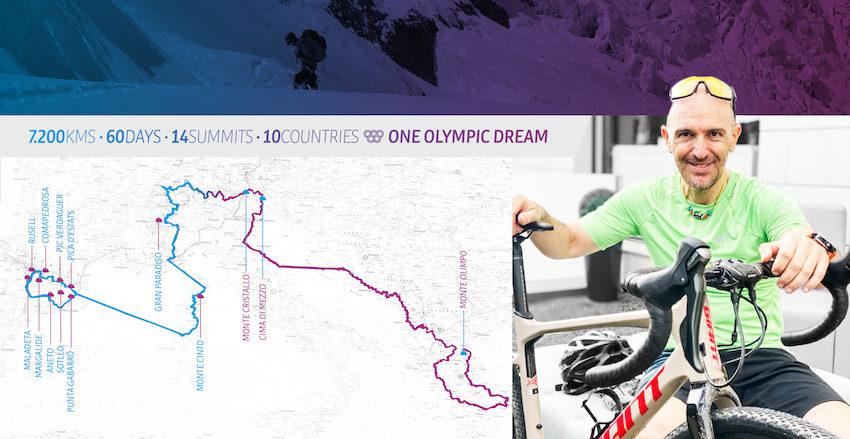 Sergi Mingote Olympic Route 2020 Sportvicious