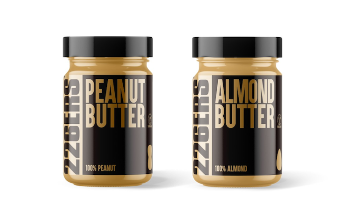 Peanut y Almond Butter 226ERS Sportvicious