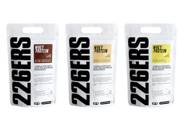 Whey Protein 226ERS 2020 Sportvicious