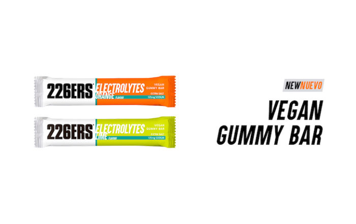 Vegan Gummy Bar 226ERS 2020 Sportvicious