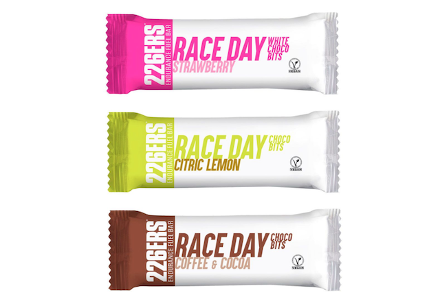 226ERS RACE DAY BAR CHOCO BITS 2021 www.sportvicious.com