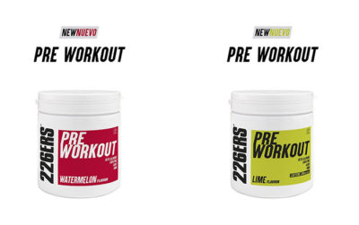226ERS Pre Workout www.sportvicious