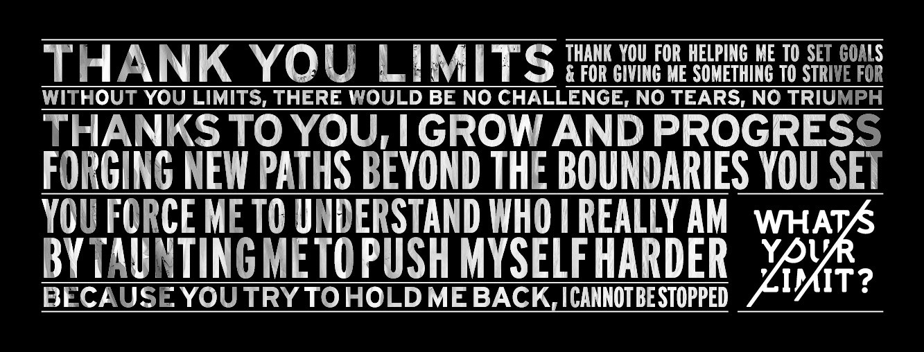 What's your limit